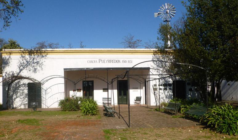 museo Chacra Pueyrredón