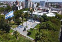 plaza central san martin