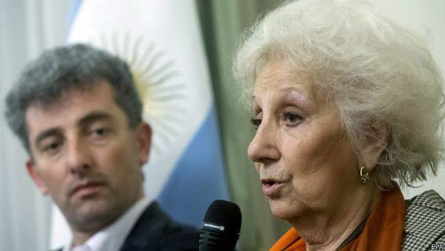 Carlotto recibirá el Honoris Causa de la UNTREF