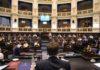 kicillof en la legislatura bonaerense