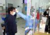 moreria en el hospital marengo coronavirus