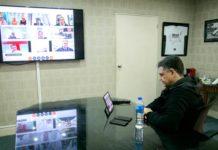 jorge macri videoconferencia intendentes
