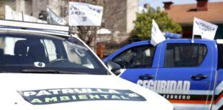 patrulla ambiental tres de febrero