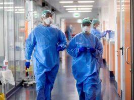 trabajadores de salud