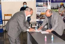 firma convenio LCISM UIGSM