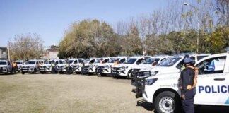 nuevos patrulleros tres de febrero